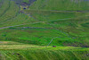 Faroe Islands-Vágar-Gásadalur-Múlafossur