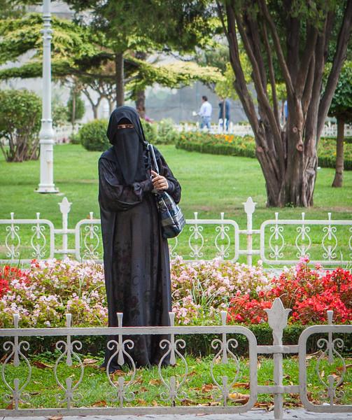 Saudi Tourist