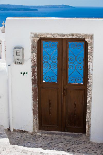 Doorway to ... ?
