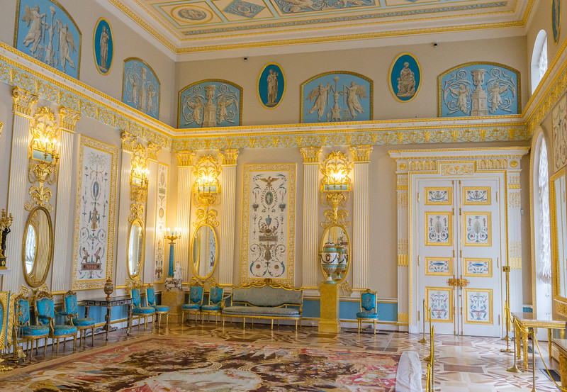 Catherine's palace (interior)