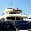 Came accross thsi million dollar yatch in Split, Croatia as we walked accross the boardwalk in awe!
