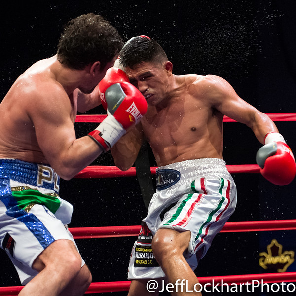 Phil LoGreco (Blue Trim) vs Jesus Gurrola