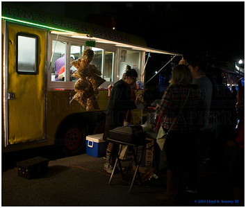 The Final 2015 Street Food Gathering and Grotto Lights Concert in Huntsville AL.