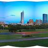 Austin Texas Skyline Circa 2010