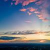 Sunset Over Leander Texas