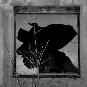 Broken Window, Albuquerque NM