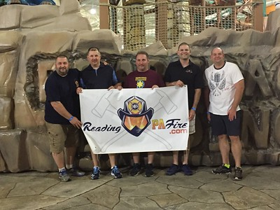 The Firefighters of Reading
