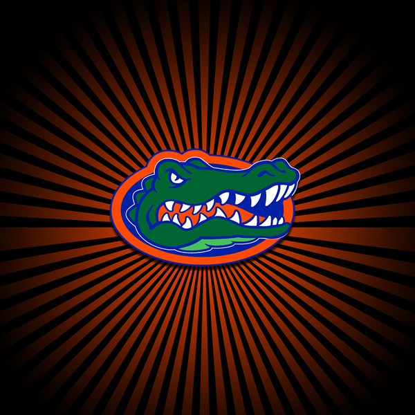gators orange stripe