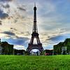 Travel Paris Eiffel tower