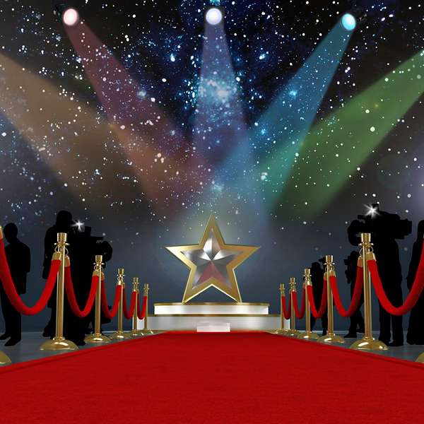 Red Carpet lights
