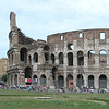Travel Italy Colosseum