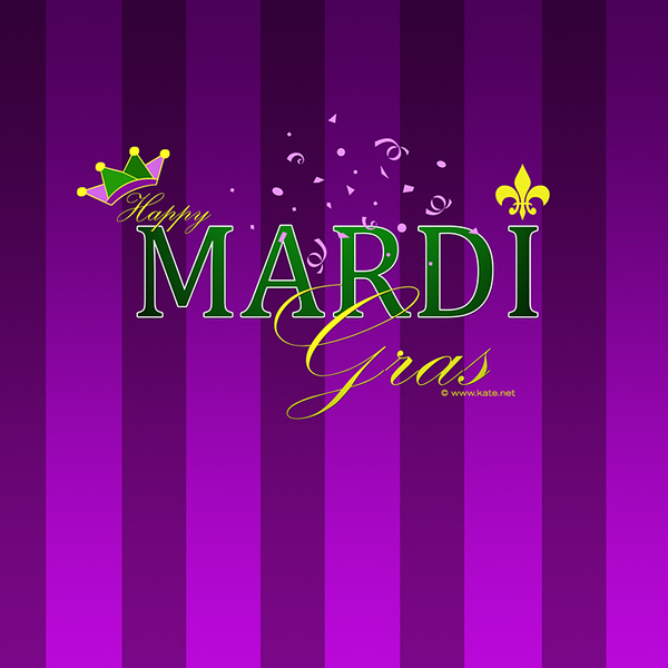 Mardi Gras Purple 720x720