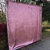 Rose Pink Metallic Sequins Full Size