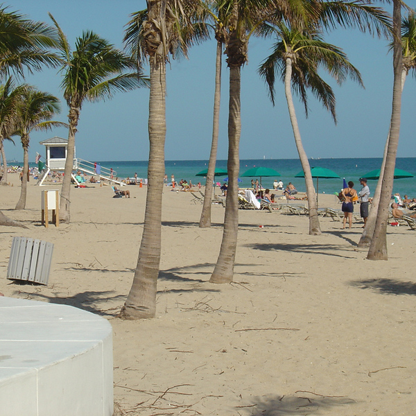 Fort Lauderdale beach 2