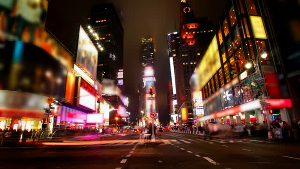 TIME SQUARE #2