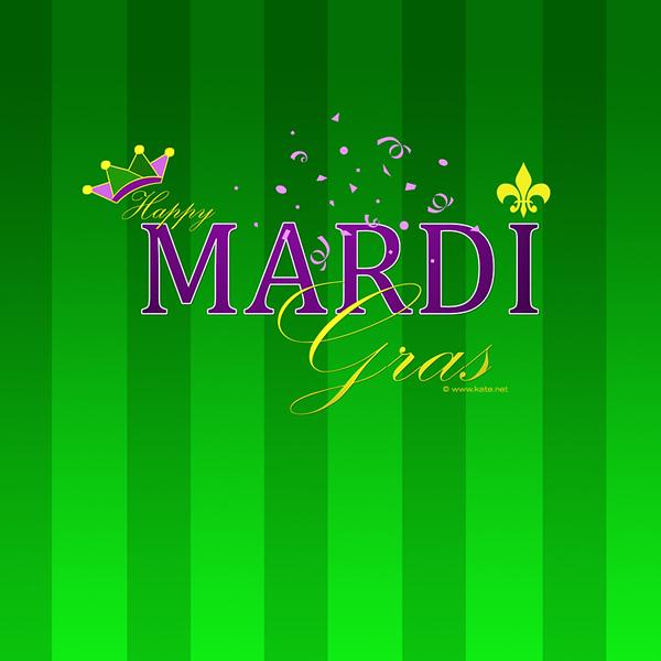 Mardi Gras Green 720x720