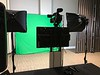 Green Screen Karaoke Setup Back