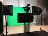 Green Screen Karaoke Setup Back