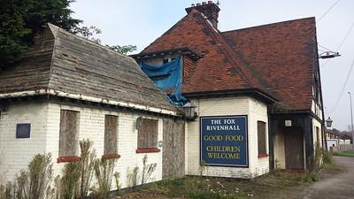 The Fox Inn,Rivenhall End 2015