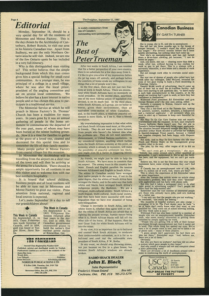 Freighter 1985 September 11th.