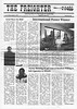 The Freighter newspaper 1996 January 17th. Russell Hunter, Terry McLeod. Survey showing 52 per cent of retailers willing to sell cigarettes to minors, Jennifer Corston poster winner.