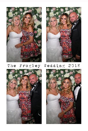 The Frogley Wedding 20118