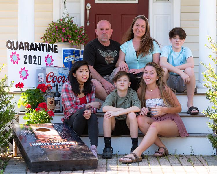 Brynn, Seth & Family II