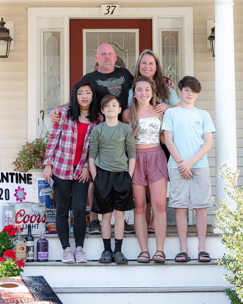 Brynn, Seth & Family I