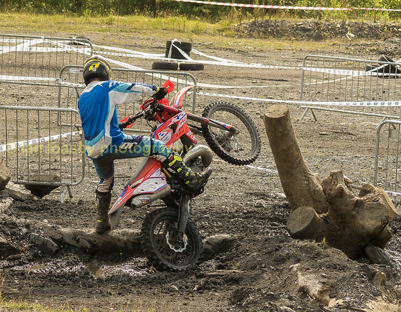 The Funduro event from the dawn to dusk endurance motor cycle  event.