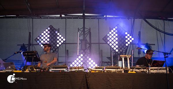 THE FUNK HUNTERS LIVE | Phillips Backyard Weekender 2016 | Victoria BC