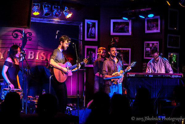 1/16/15 Humming House at the Biscuit