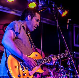 1/17/15 Albert Castiglia Band at Biscuit with friends Samantha Fish, Kris  Schnebelen, Mark Bumgarner