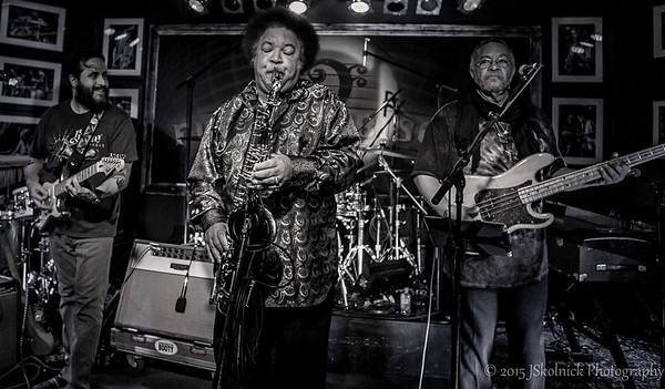 3/27 Biscuit Fest 2nd ngt with Nth Power, Billy Iuso,George Porter jr,  Ron Holloway