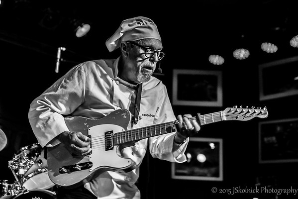 3/6/15 Bill the Sauce Boss Wharton at the Funky Biscuit