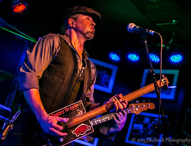 3/6/15 JP Soars opens for Bill the Sauce Boss Wharton at the Funky Biscuit