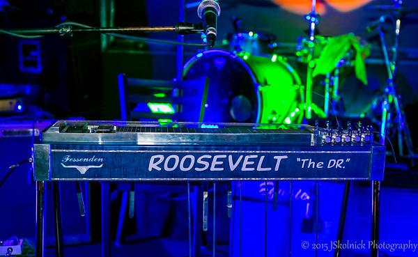 4/10 Roosevelt Collier & Friends with Oteil and Kofi Burbridge 4/10/15
