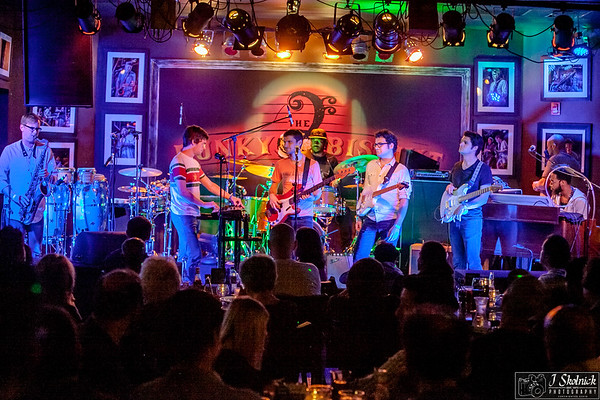 Snarky Puppy 1/12/15 At Funky Biscuit