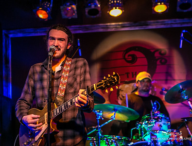 1/15/16 Ben Sparaco Band at the Biscuit with guests Matt Schofield Jeff Prine and More