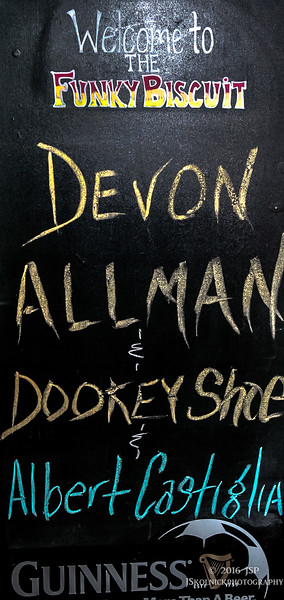 1/17/16 Deven Allman Sunshine After Party  at the Biscuit