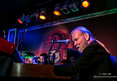 1/17/16 Gregg Allman sits in at the Funky Biscuit with his band Dookey Shoe at the Sunshine After party at the Funky Biscuit
