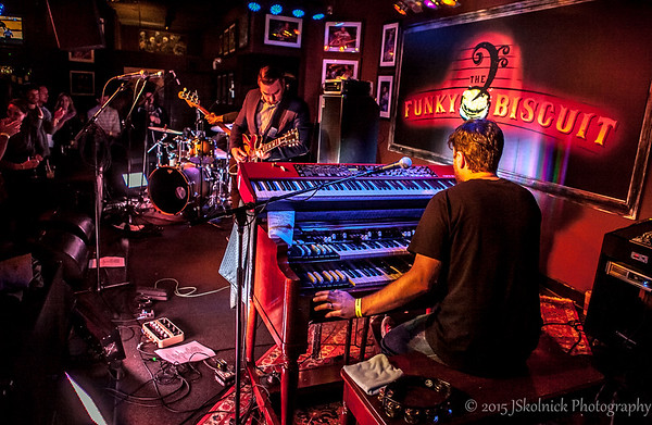 1/4/16 The New Mastersounds at the Funky Biscuit pre Jam Cruise