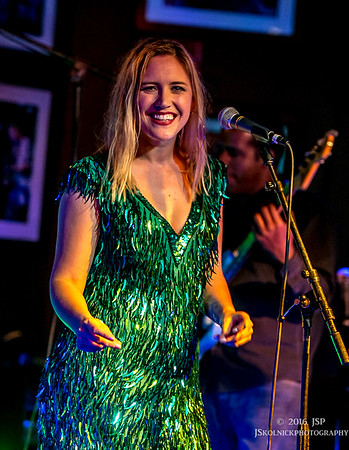 2/12/16 Betty Fox Band at The Funky Biscuit