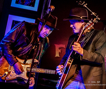 2/6/16 Frank Bang & Guests JL Fulks  with the Cook County Kings at the Funky Biscuit