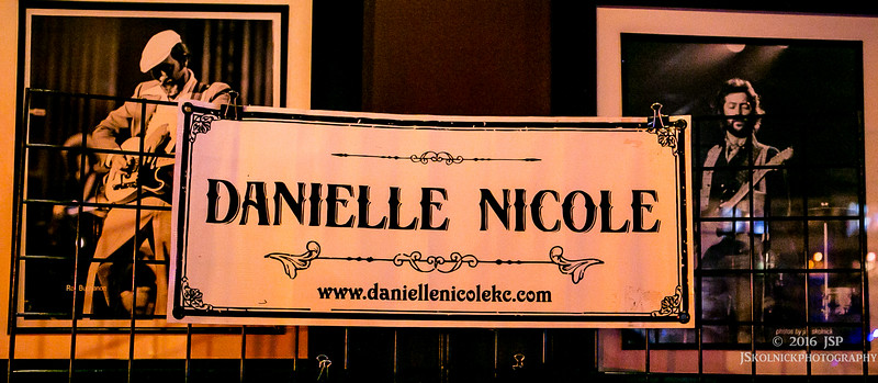 3/10/16 Danielle Nicole at the Funky Biscuit