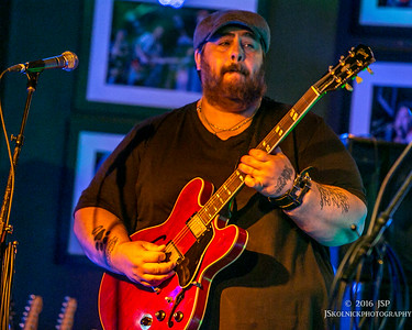 3/12/16 Nick Moss Band at the Funky Biscuit