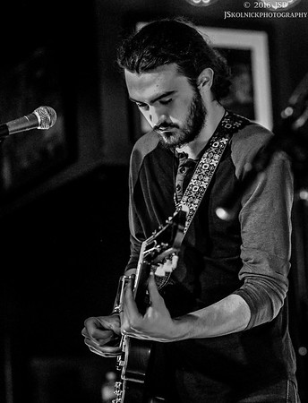 4/8/16 Ben Sparaco at the Funky Biscuit