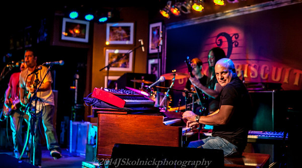 2014 11 30 TJ's Benefit for the Pancreatic Cancer Action Network  at The Funky Biscuit