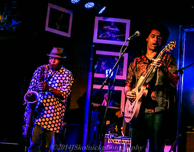2014 7/25 Biscuit 3rd Anniversary 2nd night with Selwyn Birchwood and Big Sam's Funky Nation
