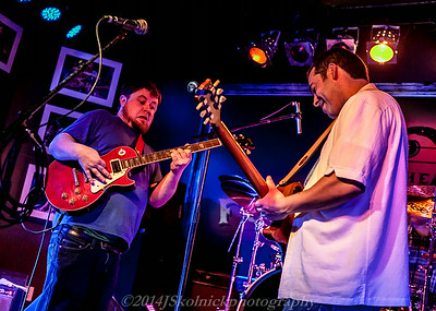 2014 7/26 Biscuit Anniversary Jam with Albert Castiglia, Damon Fowler and David Shelley and Friends