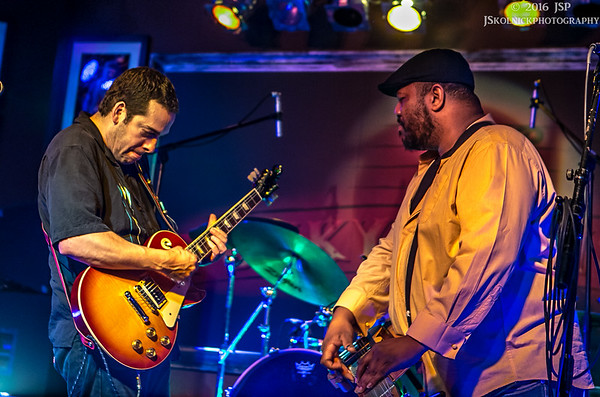4/3/16 Bisc Fest 5 Albert Castiglia Set with Ron Holloway and Roosevelt Collier
